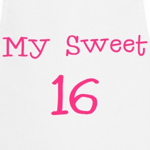 My Sweet 16 / 16. Birthday / Party 1c  Aprons - Cooking Apron