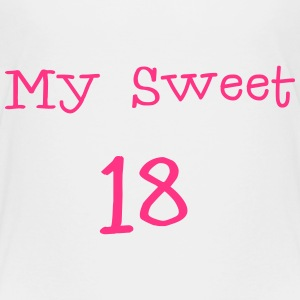 My Sweet 18/ 18 Birthday / Party 1c Shirts - Kids' Premium T-Shirt
