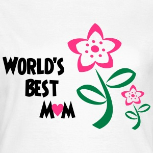 World's Best Mum T-Shirts - Women's T-Shirt