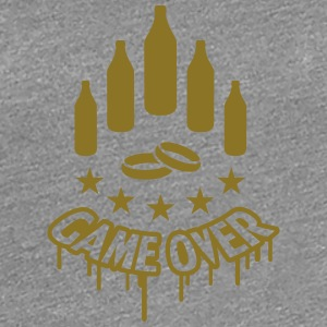 Game Over T-Shirts - Women's Premium T-Shirt