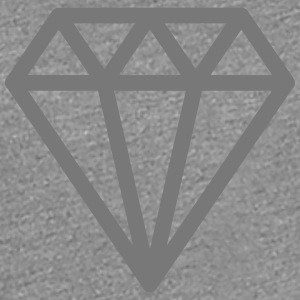 Diamond T-Shirts - Frauen Premium T-Shirt