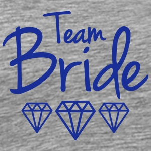 Team Bride T-shirts - Mannen Premium T-shirt