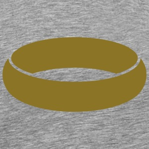 Ring Design T-Shirts - Men's Premium T-Shirt