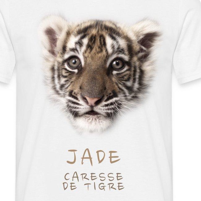 T-Shirt Homme Jade bébé portrait