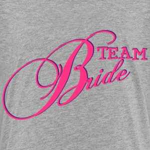 Team Bride / Team Braut / JGA 2c Shirts - Teenage Premium T-Shirt