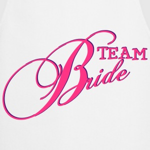 Team Bride / Team Braut / JGA 2c  Aprons - Cooking Apron
