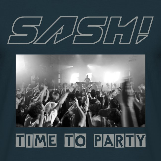 SASH! - Time To Party  (NEW)