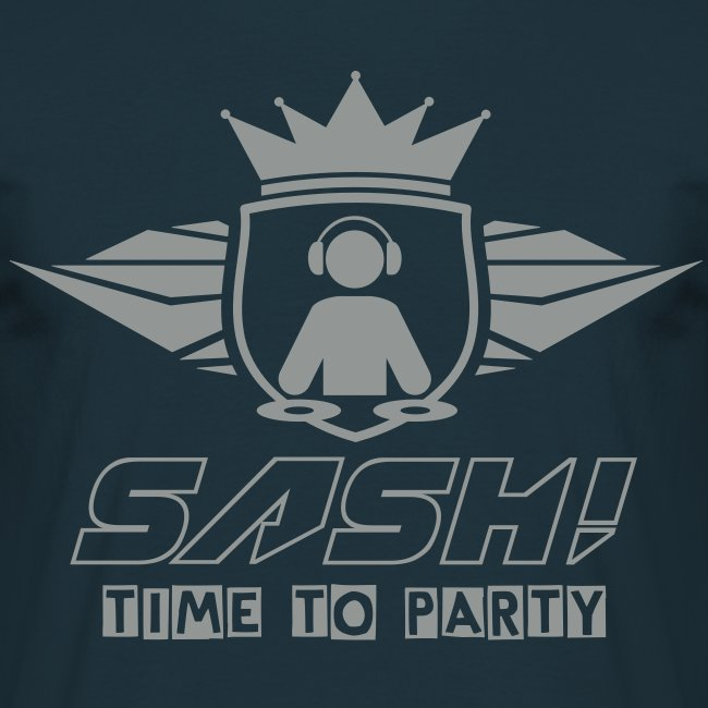 SASH! - Time To Party Crown  (NEW)