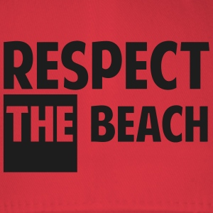 Respect the beach Casquettes et bonnets - Casquette Flexfit