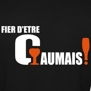 Fier d'être gaumais ! Sweat-shirts - Sweat-shirt Homme