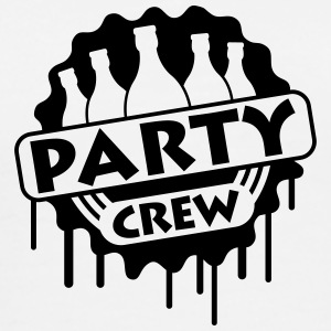 Party Crew Graffiti T-Shirts - Men's Premium T-Shirt
