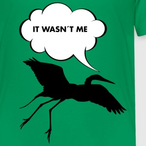 Wasn´t Me Shirts - Kids' Premium T-Shirt