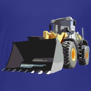 wheel loader Shirts - Kids' Premium T-Shirt