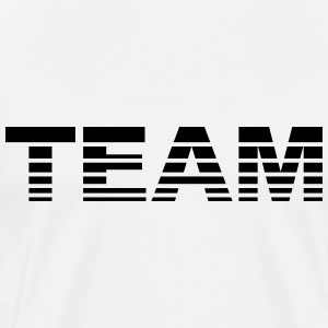 Team T-shirts - Herre premium T-shirt