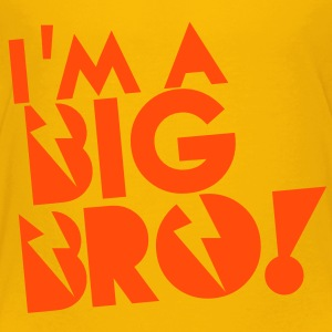 I'm a BIG BRO (Brother) Shirts - Kids' Premium T-Shirt