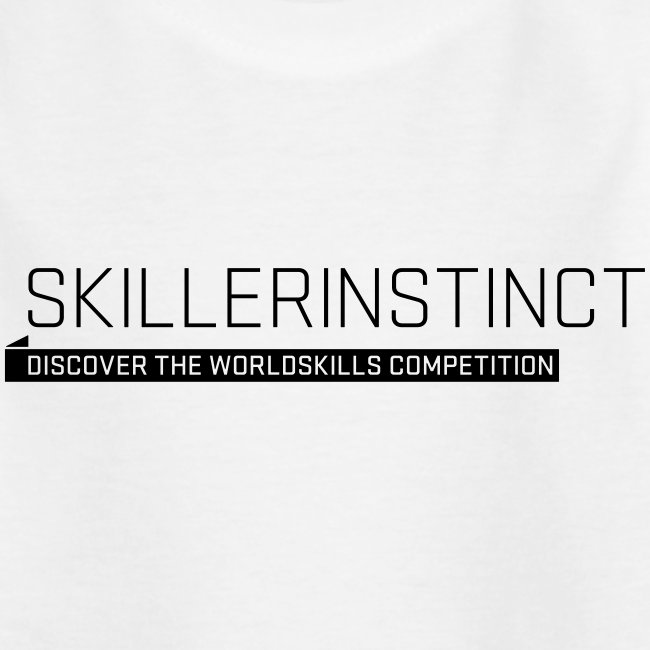 Skillerinstict Teenager T-Shirt