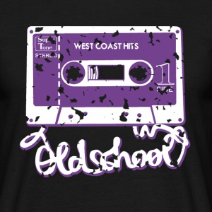 oldschool tape T-Shirts - Men's T-Shirt
