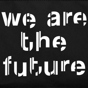 We are the future Borse & zaini - Borsa retrò