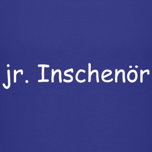 jr. Inschenör - Kinder Premium T-Shirt