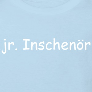 jr. Inschenör - Kinder Bio-T-Shirt