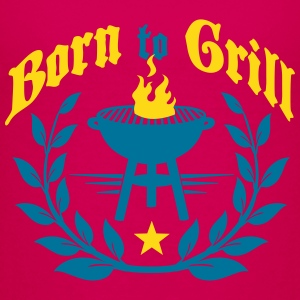 Born to Grill Shirts - Kinderen Premium T-shirt