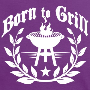 Born to Grill T-Shirts - Women's Ringer T-Shirt
