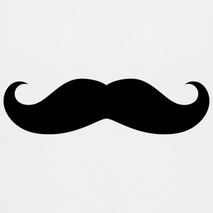 Moustache geek - Teenage Premium T-Shirt