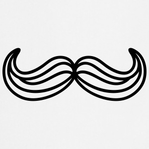 Moustache traits - Cooking Apron