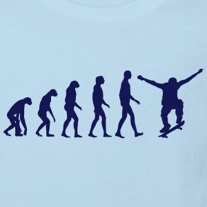 skate evolution Shirts - Kids' Organic T-shirt