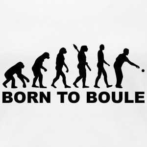 Boule Evolution T-Shirts - Frauen Premium T-Shirt