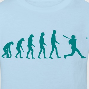 baseball evolution Shirts - Kids' Organic T-shirt