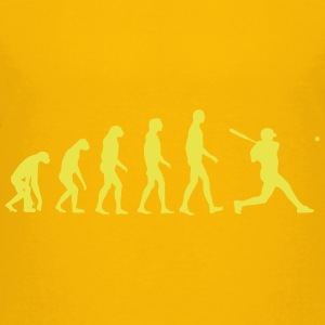 baseball evolution Shirts - Teenage Premium T-Shirt