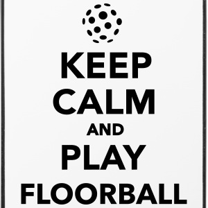 Keep calm and play Floorball Sonstige - iPhone 4/4s Hard Case