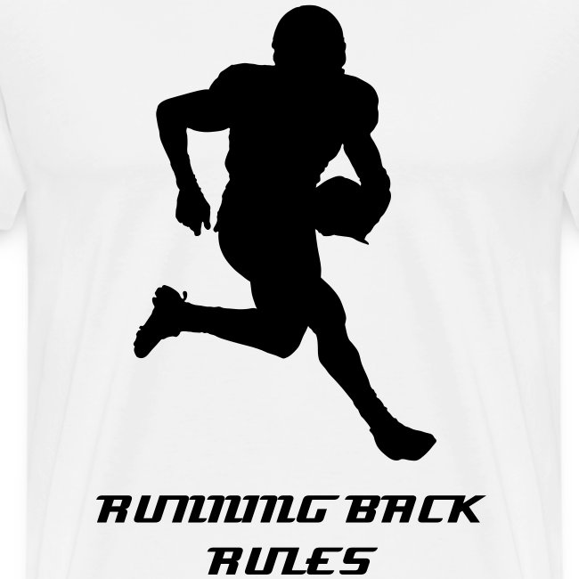 Running Back Rules Homme