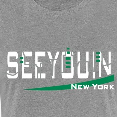 see you in - newyork T-Shirts