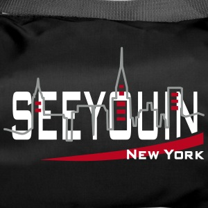 see you in - newyork Bags & backpacks - Duffel Bag