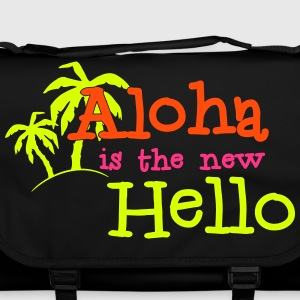 Aloha is the new Hello 3c Bags & backpacks - Shoulder Bag