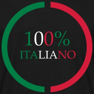 italiano T-shirts - Herre-T-shirt