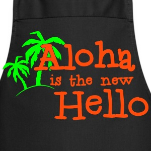 Aloha is the new hello! 2c Grembiuli - Grembiule da cucina