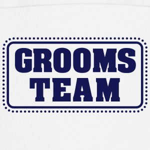 Grooms team (1c)  Aprons - Cooking Apron