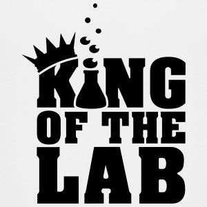 king of the lab (c, 1c) T-Shirts - Kinder Premium T-Shirt