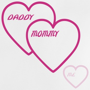 daddy_mommy_me Shirts - Baby T-shirt