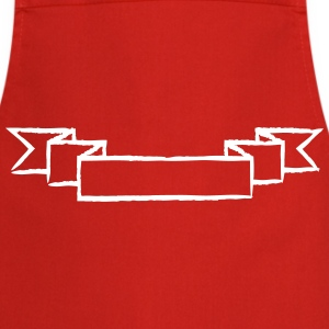 Personalize banner emblem without text banner 1c  Aprons - Cooking Apron
