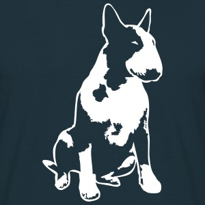 Bull Terrier 2013 1c_4dark T-Shirts - Men's T-Shirt