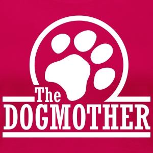 The Dogmother T-shirts - Premium-T-shirt dam