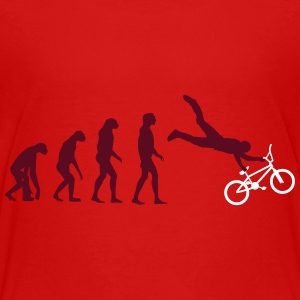 bmx evolution Shirts - Teenage Premium T-Shirt