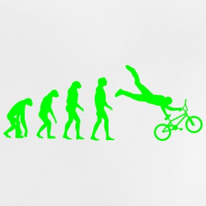 bmx evolution Shirts - Baby T-Shirt