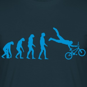 bmx evolution Tee shirts - T-shirt Homme