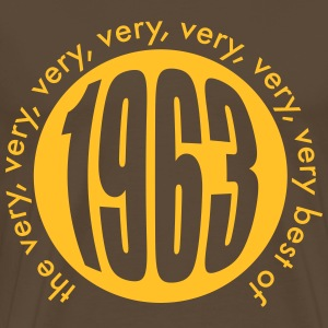 The very very very best of 1963 T-Shirts - Männer Premium T-Shirt