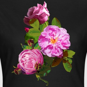 Roses Courcelles Tee shirts - T-shirt Femme